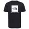 The North Face Reaxion Red Box T-Shirt - Photo de détail