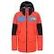 The North Face Team Kit Jacket W - Flare/Bomber Blue/TNF Black