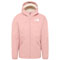 The North Face Warm Storm Rain Jacket Girl - Pink Clay