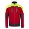 Montura Workframe Brave Jacket - Rosso/Giallo Fluo