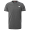 The North Face Dome Tee Youth - Medium Grey H